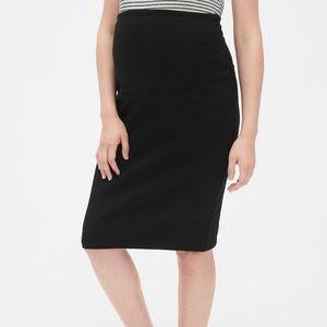 NWT Gap Maternity Pencil Skirt, Size XL